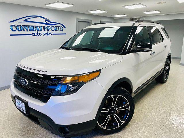 2014 Ford Explorer Sport for sale in Streamwood, IL
