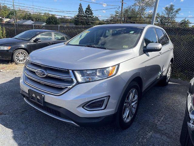 2017 Ford Edge Titanium for sale in Wheaton, MD