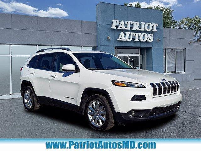 2017 Jeep Cherokee Limited for sale in Baltimore, MD