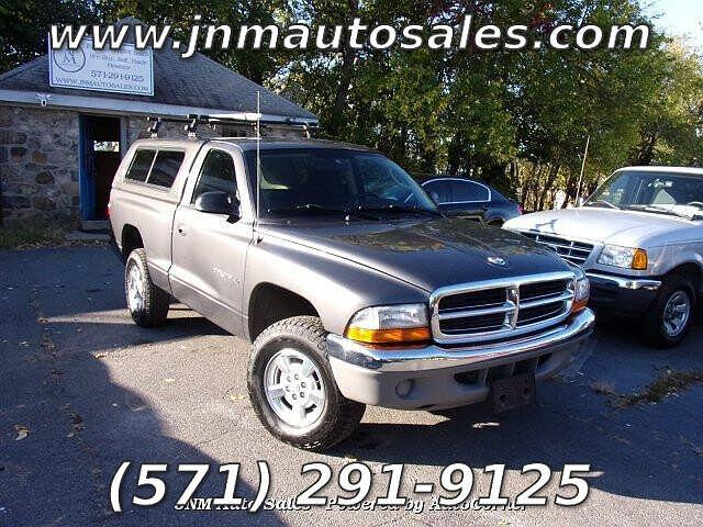 2002 Dodge Dakota SLT for sale in Leesburg, VA
