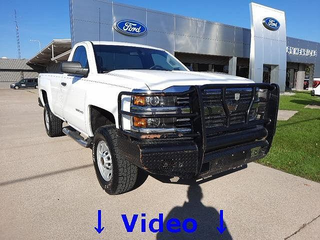 2018 Chevrolet Silverado 2500HD Work Truck for sale in Archbold, OH