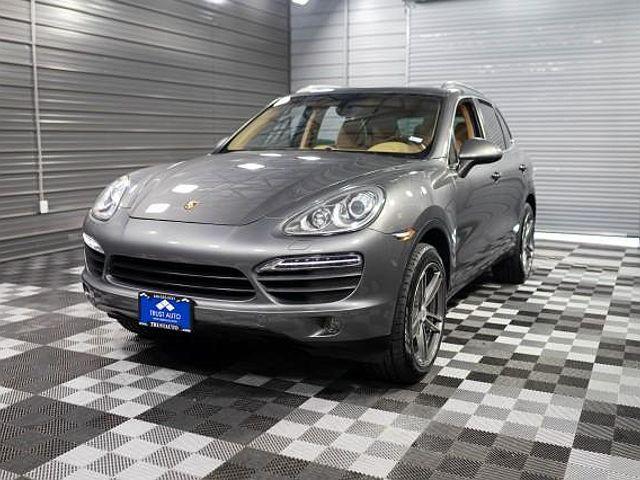 2013 Porsche Cayenne S for sale in Sykesville, MD