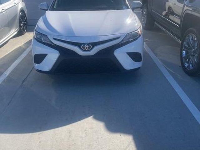 2019 Toyota Camry SE for sale in Delray Beach, FL