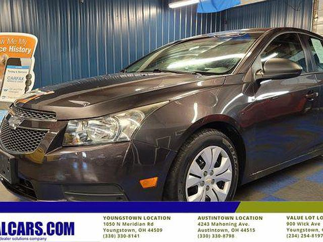2014 Chevrolet Cruze LS for sale in Youngstown, OH