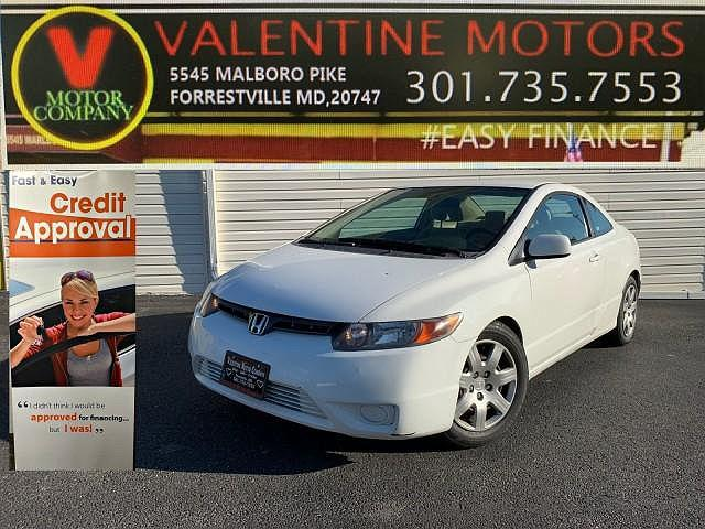 2008 Honda Civic Cpe for sale near District Heights, MD