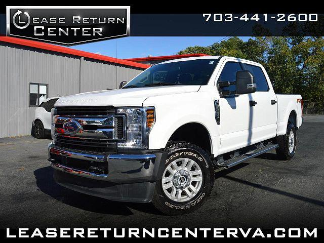 2019 Ford F-250 King Ranch for sale in Triangle, VA