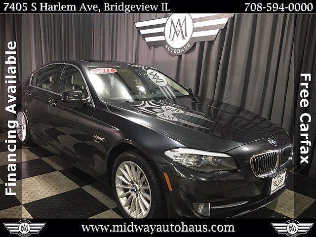 2011 BMW 5 Series 535i xDrive for sale in Bridgeview, IL