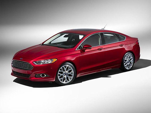 2014 Ford Fusion Titanium for sale in Palatine, IL
