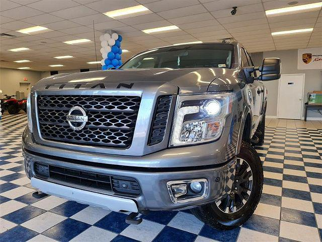 2016 Nissan Titan XD PRO-4X for sale in Manassas, VA