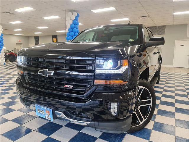 2017 Chevrolet Silverado 1500 LT for sale in Manassas, VA