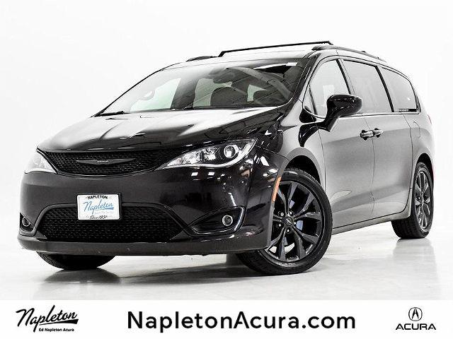 2018 Chrysler Pacifica Touring Plus for sale in Elmhurst, IL