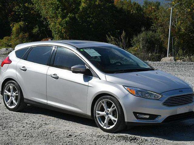 2015 Ford Focus Titanium for sale in Naugatuck, CT