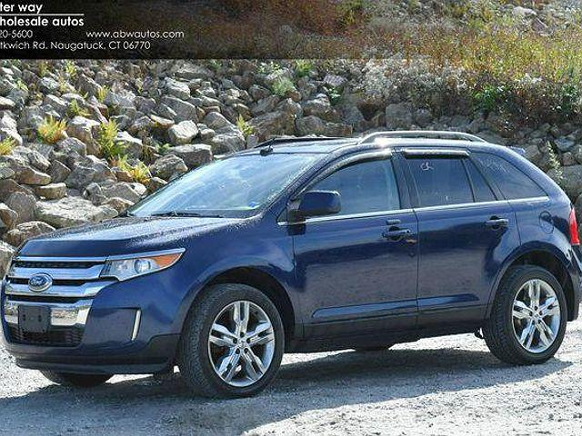 2011 Ford Edge Limited for sale in Naugatuck, CT