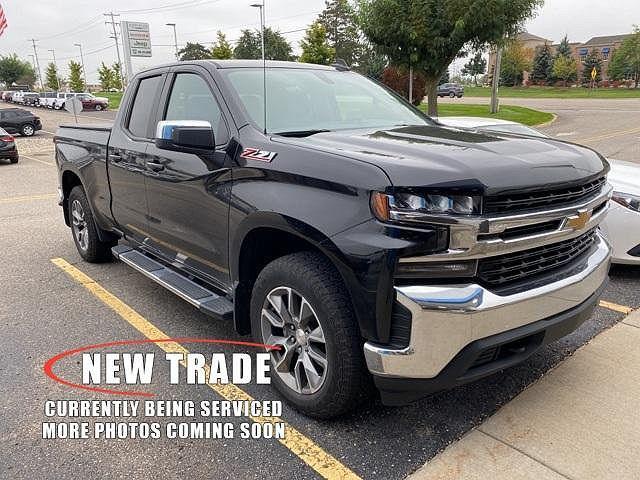2020 Chevrolet Silverado 1500 LT for sale in Grand Blanc, MI