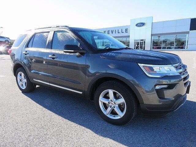 2018 Ford Explorer XLT for sale in Cookeville, TN
