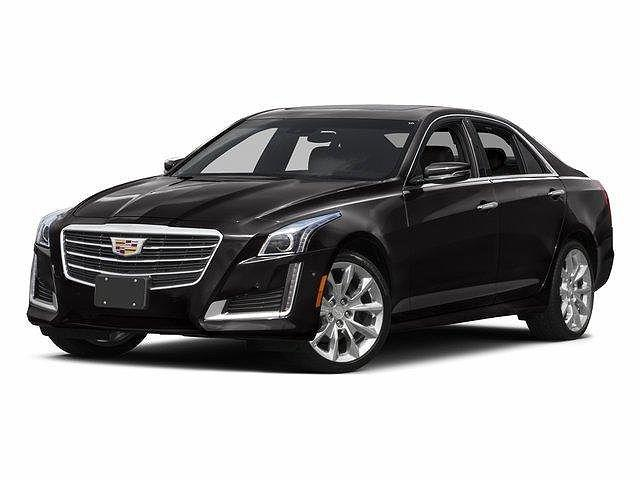2016 Cadillac CTS Sedan Luxury Collection RWD for sale in Swainsboro, GA