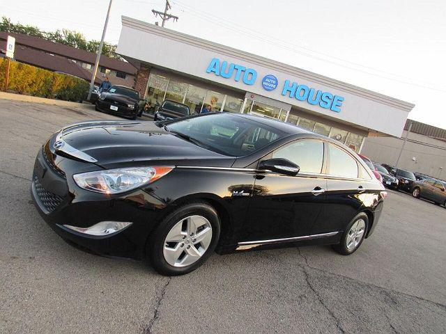 2011 Hyundai Sonata Hybrid for sale in Downers Grove, IL