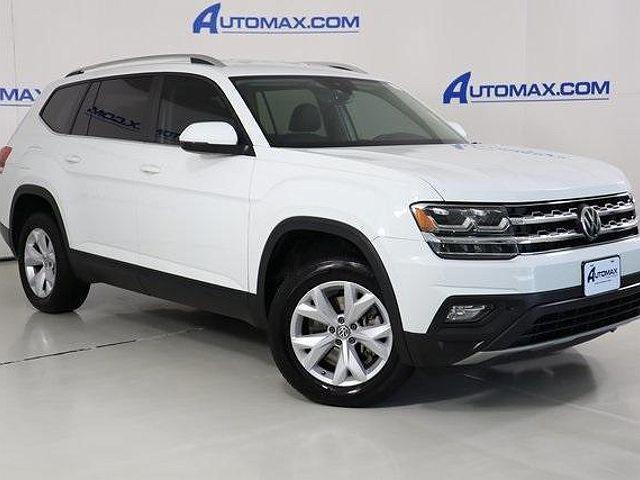 2018 Volkswagen Atlas 3.6L V6 SE w/Technology for sale in Killeen, TX