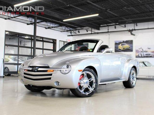 2005 Chevrolet SSR LS for sale in Lisle, IL