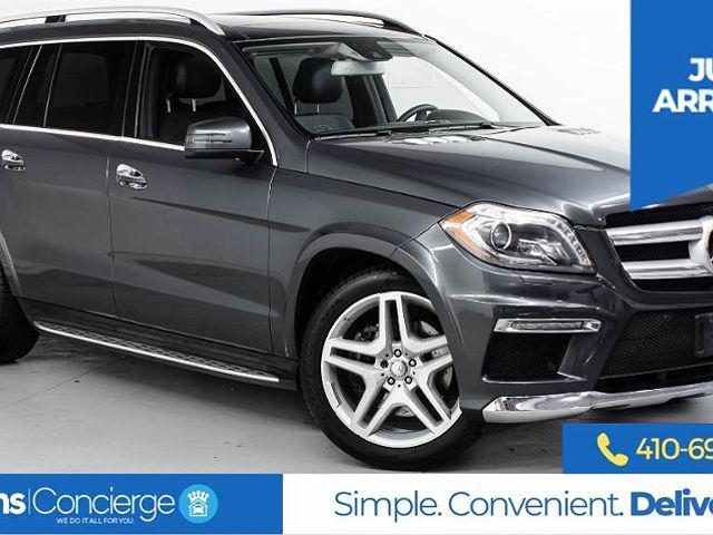 2015 Mercedes-Benz GL-Class GL 550 for sale in Westminster, MD