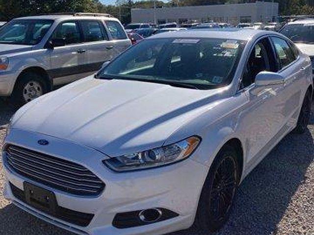 2014 Ford Fusion SE for sale in Hamilton, NJ