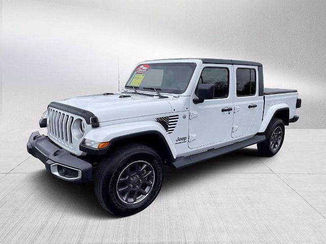 2020 Jeep Gladiator Overland for sale in Frederick, MD