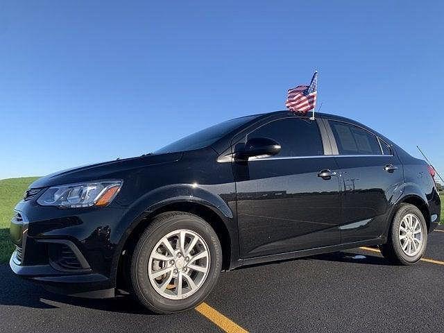 2018 Chevrolet Sonic LT for sale in Whitehouse, OH