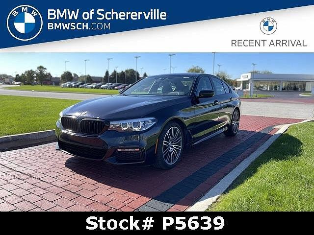 2018 BMW 5 Series 530i xDrive for sale in Schererville, IN