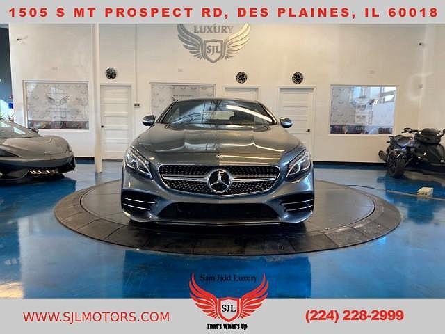 2018 Mercedes-Benz S-Class S 560 for sale in Des Plaines, IL