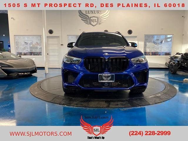 2020 BMW X5 M Competition for sale in Des Plaines, IL