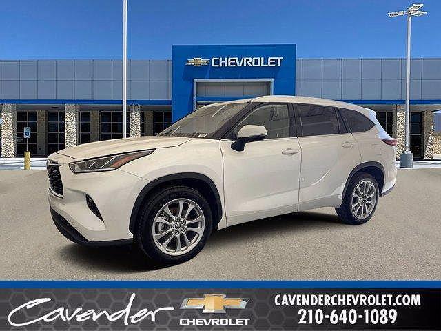 2020 Toyota Highlander Limited for sale in Boerne, TX