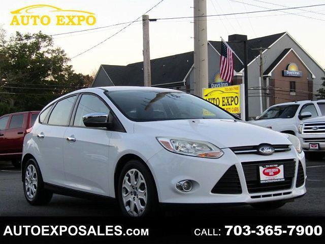 2012 Ford Focus SE for sale in Manassas, VA