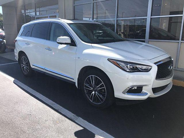2018 INFINITI QX60 FWD for sale in Huntsville, AL