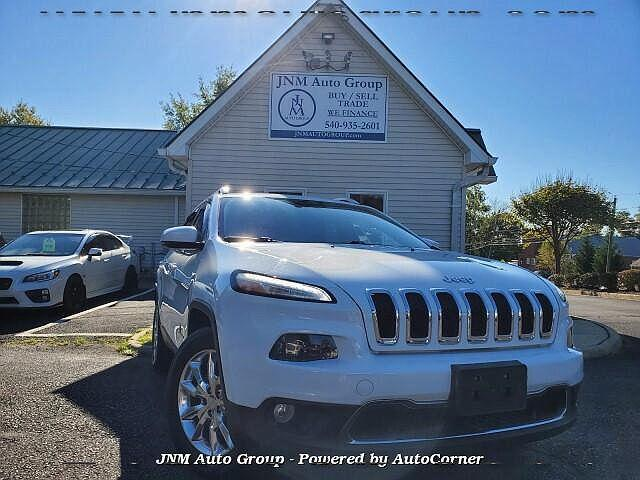 2014 Jeep Cherokee Limited for sale in Warrenton, VA