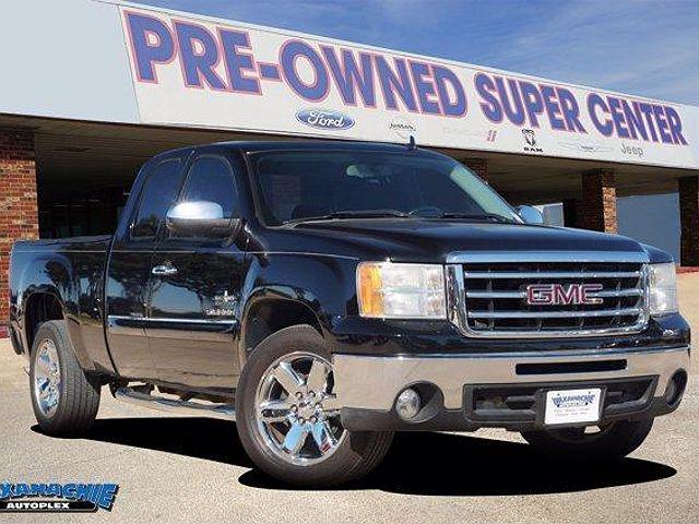 2013 GMC Sierra 1500 SLE for sale in Waxahachie, TX
