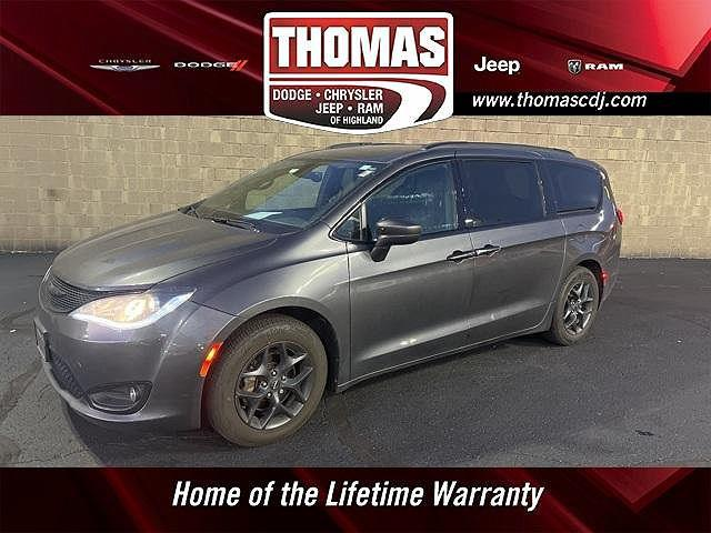 2018 Chrysler Pacifica Touring L Plus for sale in Highland, IN