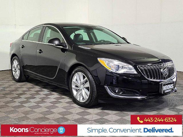 2014 Buick Regal 4dr Sdn Turbo FWD for sale in Owings Mills, MD