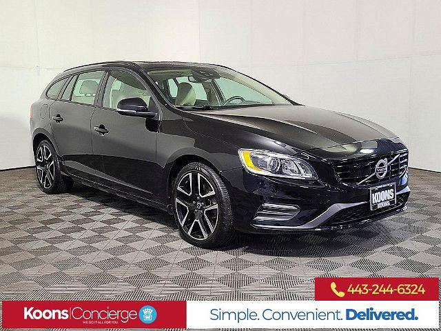 2018 Volvo V60 Dynamic for sale in Owings Mills, MD