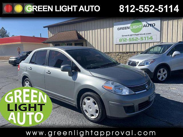 2008 Nissan Versa 1.8 S for sale in Columbus, IN