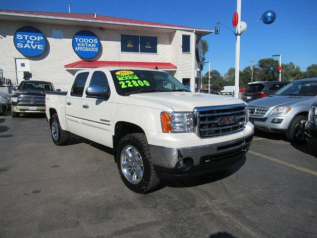 2012 GMC Sierra 1500 SLT for sale in Crest Hill, IL