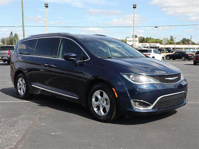 2017 Chrysler Pacifica Touring-L Plus for sale in Lake Wales, FL