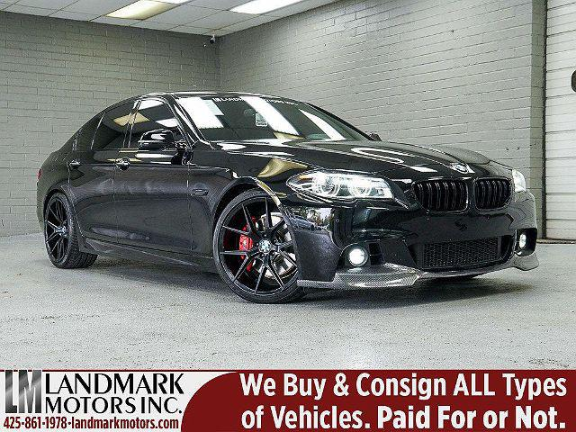 2014 BMW 5 Series 550i for sale in Bellevue, WA