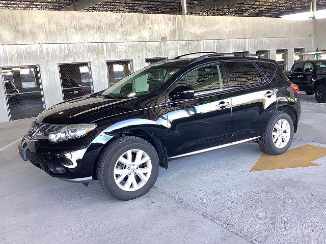 2012 Nissan Murano SV for sale in Germantown, MD