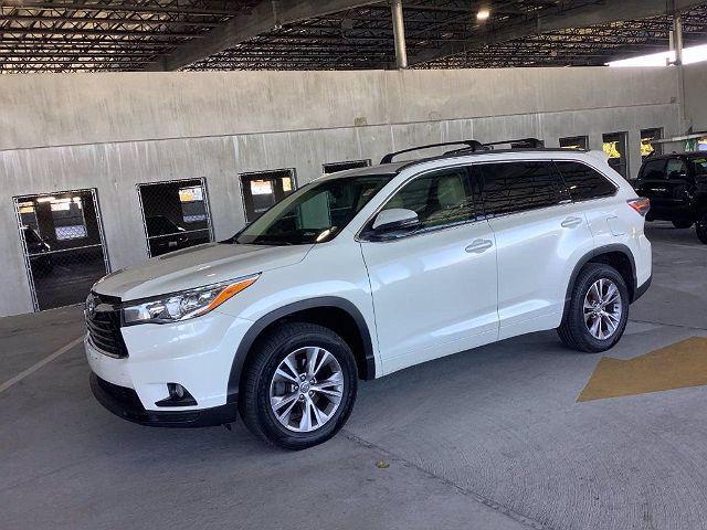 2015 Toyota Highlander for sale near Germantown, MD