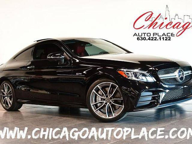2020 Mercedes-Benz C-Class AMG C 43 for sale in Bensenville, IL