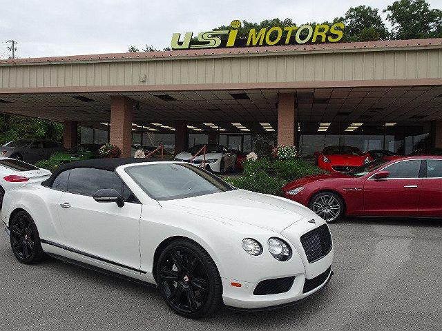 2015 Bentley Continental GT V8 S 2dr Conv for sale in Knoxville, TN