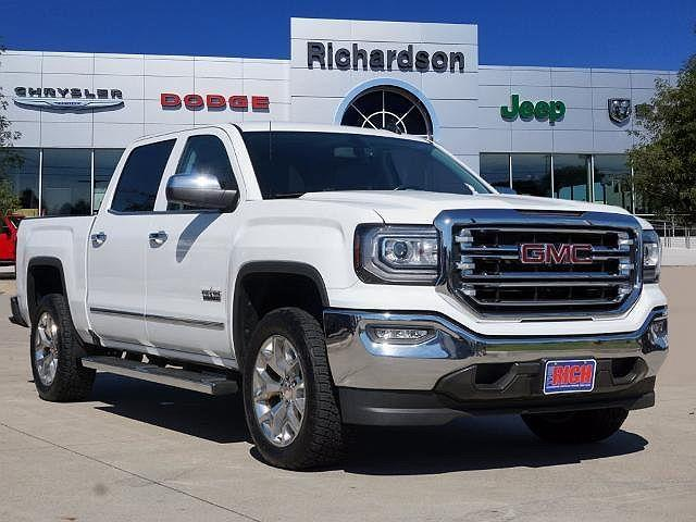 2017 GMC Sierra 1500 SLT for sale in Richardson, TX