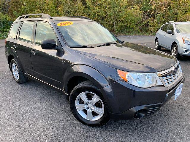 2011 Subaru Forester 2.5X for sale in Troy, NY