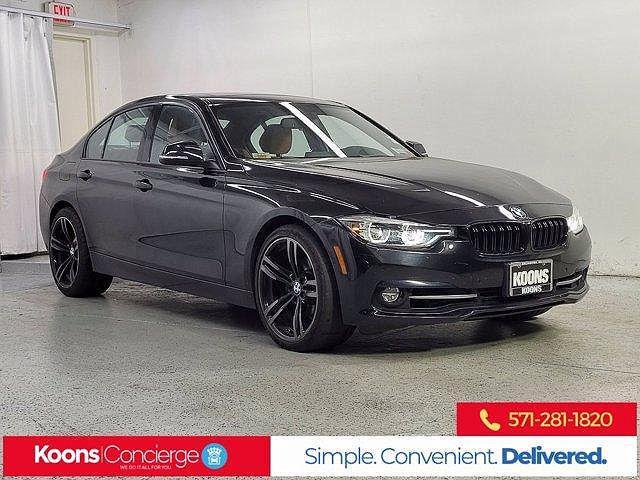 2016 BMW 3 Series 328i xDrive for sale in Arlington, VA