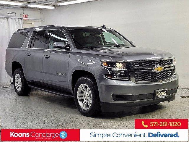 2020 Chevrolet Suburban LT for sale in Arlington, VA
